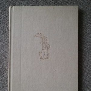 Vintage 1958 Hardcover Velveteen Rabbit - missing